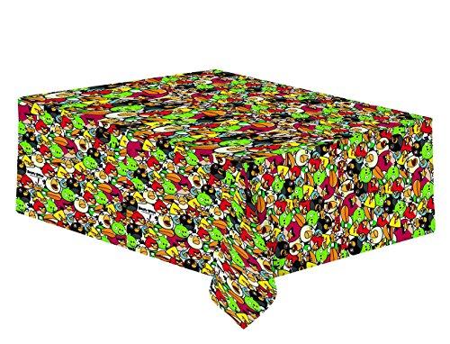 Angry Birds 138x 183cm Tisch Bezug