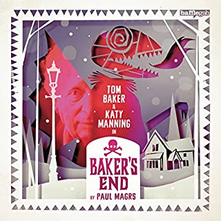 Baker's End: The King of Cats audiobook cover art