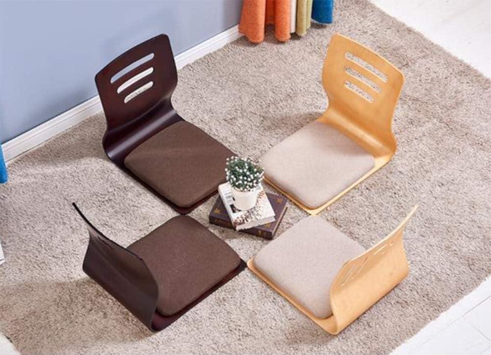 XYLUCKY Lazy étage Chaise Canapé-Jeu méditation Floor Seating avec Dossier Legless président,k C