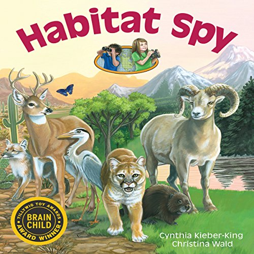 Habitat Spy cover art