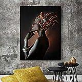 SLQUIET Frameless Schöne schwarze Frauen...