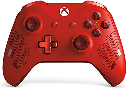Microsoft Xbox Wireless Controller - Sport Red Special...