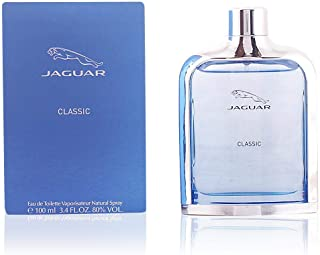 Jaguar (Relaunch) for Men, 3.4 oz EDT Spray
