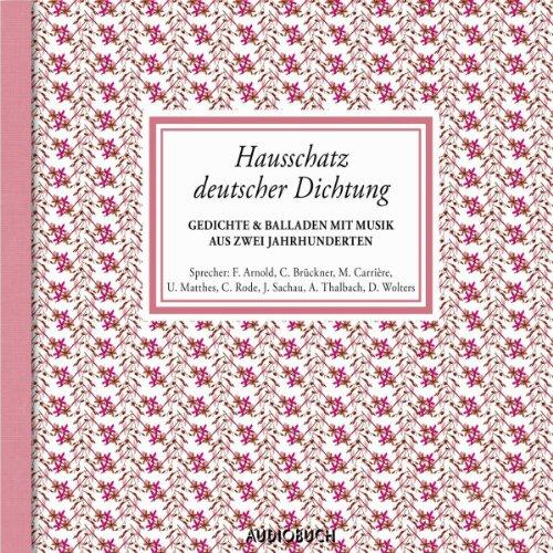 Hausschatz deutscher Dichtung Titelbild