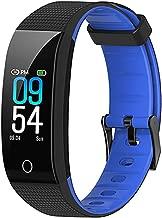 onedekko Smart Band 2019 IP68 Waterproof Blood Pressure, Heart Rate Monitor Sport Fitness Bracelet Tracker Watch