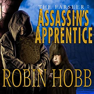 The Farseer: Assassin's Apprentice cover art