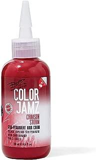 crimson storm hair dye