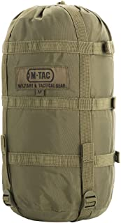 M-Tac Nylon Military Compression Bag Stuff Sack for Travel Camping Hiking Backpacking M
