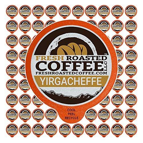 Top 10 Best ethiopian coffee k cups Reviews