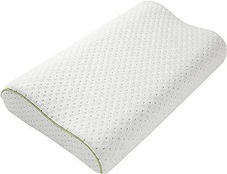 sable shiatsu memory foam massage pillow