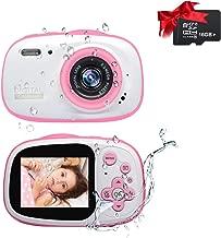 Best pink waterproof camera Reviews