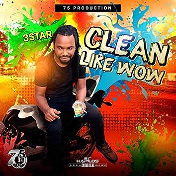 Clean Like Wow