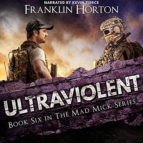 Ultraviolent cover art