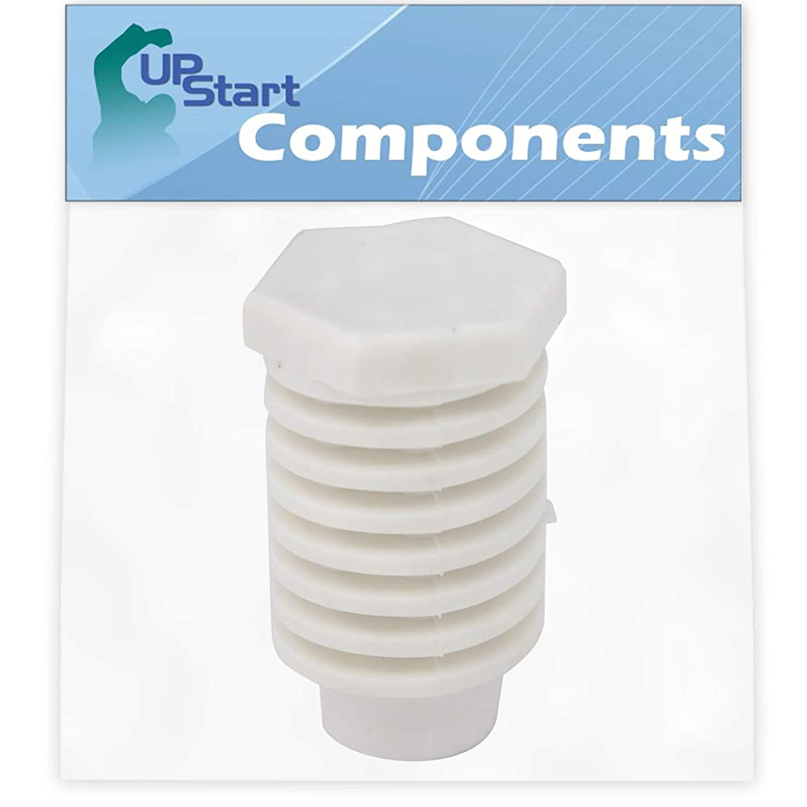 49621 Leveling Foot Replacement for Kenmore/Sears 11060924990 Dryer - Compatible with 49621 Dryer Leveling Leg Foot - UpStart Components Brand