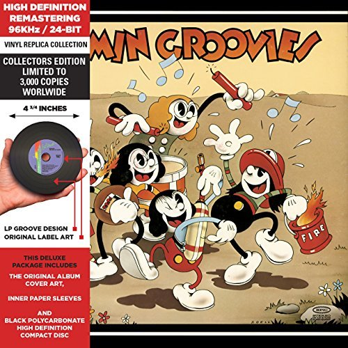 Supersnazz (Vinyl Replica Collection) by Flamin' Groovies (2013-01-22)