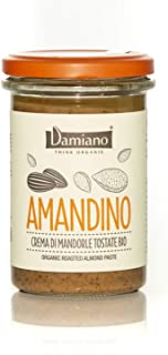 Damiano - purée amandes complètes grillées 275g