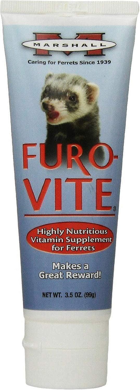 Marshall FuroVite Vitamin Supplement for Ferrets, 21oz (6 x 3.5oz)