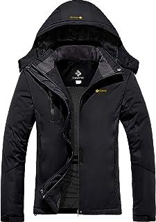 GEMYSE Women`s Mountain Waterproof Ski Snow Jacket Winter Windproof Rain Jacket