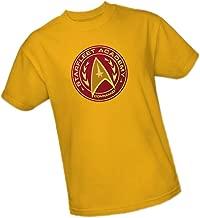 Star Trek Command Rank Insignia - Starfleet Academy Adult T-Shirt