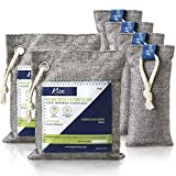Nature Fresh Air Purifier Bags - Activated Charcoal Bags Odor Absorber,...