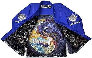 SHOGUN Fight Jiu Jitsu Gi Tao Premium 450g Pearl Weave Cotton BJJ
