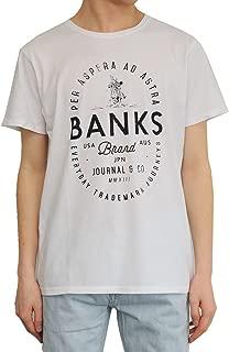 BANKS JOURNAL TEE バンクス ジャーナルTシャツ(W)