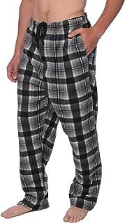 mens fuzzy pajama pants
