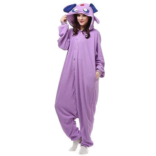 67b79243bc11 Sayadress Lovely Animal Cosplay Halloween Costumes Pajamas for Unisex Adults