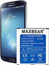 Galaxy S4 Active Battery,MAXBEAR 3800mAh Extended Slim Replacement Battery for Samsung..