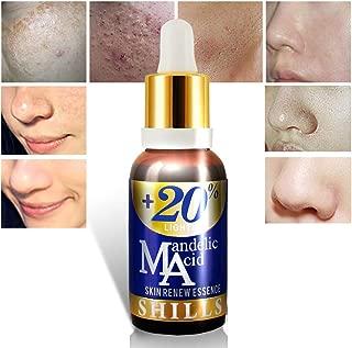 Vitamin E Mandelic Acid Serum Remove Acne Wrinkle Anti Aging Brightening Face Bottle 30ml (Mandelic)
