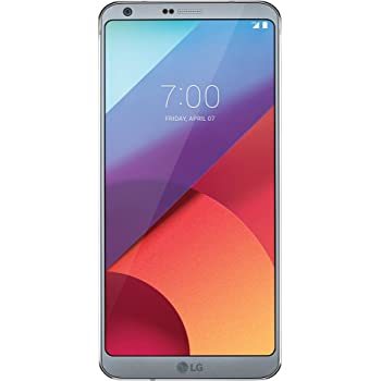 LG G6 H872 32GB 4G LTE T-Mobile GSM Unlocked Android Smartphone (Renewed)