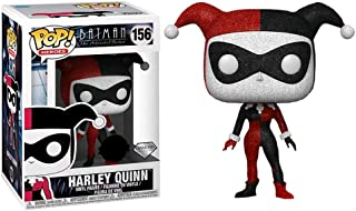 Funko Pop! DC Heroes Batman The Animated Series Harley Quinn #156 (Diamond Collection)