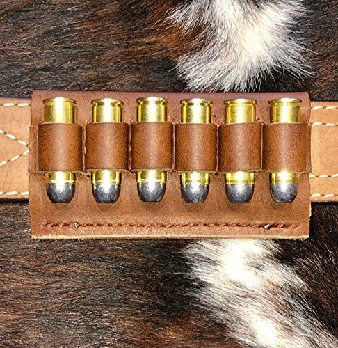 Details about  /Cartridge Belt Slide for 38 Special//357 Magnum 12 Round Capacity