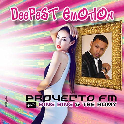 Proyecto FM, The Romy & Bing Bing