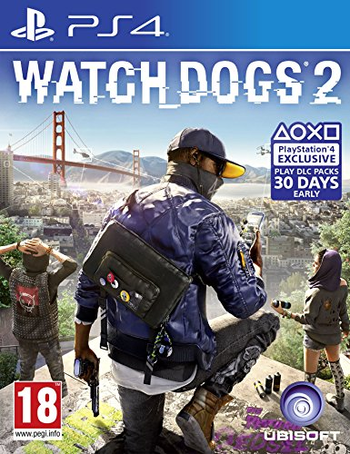 Watch Dogs 2 (PS4 Exclusive)