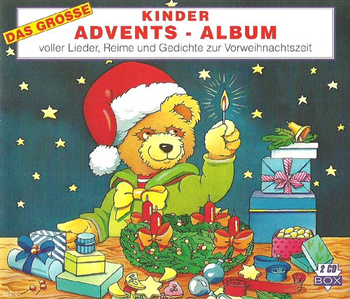 Interessante CD für Kinder im Vorschulalter