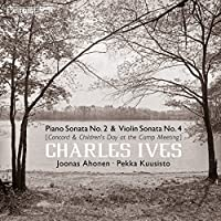 Ives: Piano Sonata No 2