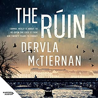 The Ruin                   By:                                                                                                                                 Dervla McTiernan                               Narrated by:                                                                                                                                 Aoife McMahon                      Length: 10 hrs and 25 mins     1,565 ratings     Overall 4.5