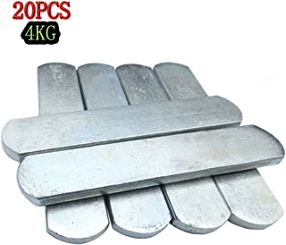 Ireav Steel Plate Stainless Steel Plating Special Weight Vest, Leggings, Tied Hand Bag Sandbags Round Adjustable Stainless Steel Weight-Bearing Equipment