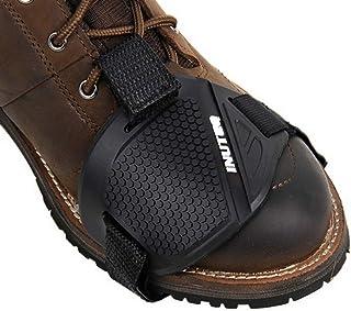 1PC Motorrad Schuhe Protektoren Shifter Schuhe Stiefel Abdeckung Motorrad Boot Schutz Schutzschuhe, Schalthebel, Motorrad Zubehör