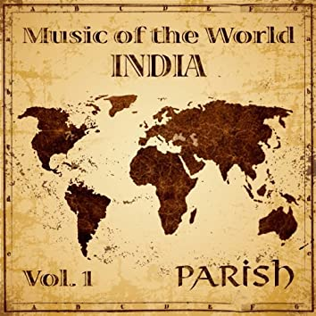 Music of the World, Vol. 1 : India
