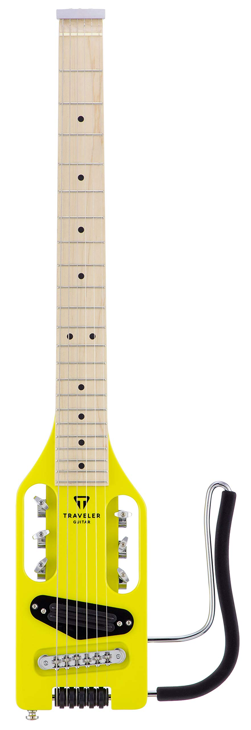 Cheap Ultra-Light Electric Travel Guitar w/Gig Bag (Electric Yellow) Black Friday & Cyber Monday 2019