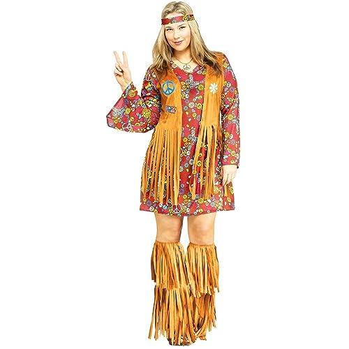70s Fancy Dress Plus Size: Amazon.co.uk