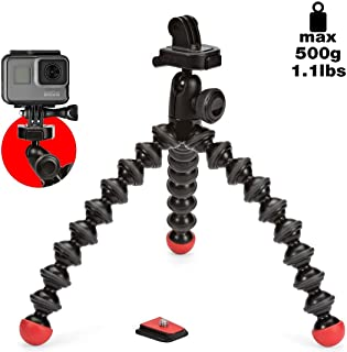 for Digital Cameras and Camcorders Olympus Stylus Tough TG-870 Digital Camera Tripod Flexible Tripod Approx Height 13 inches