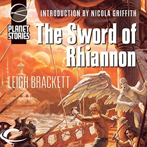 The Sword of Rhiannon audiobook cover art