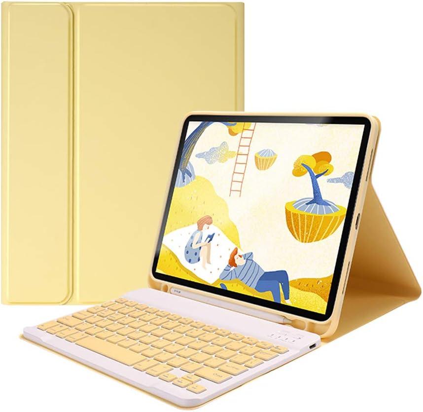 Taiwo Lighting Teclado Estuche para iPad Pro 12.9 Inch 2020 ...