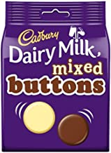 Cadbury Dairy Milk Mixed Chocolate Buttons