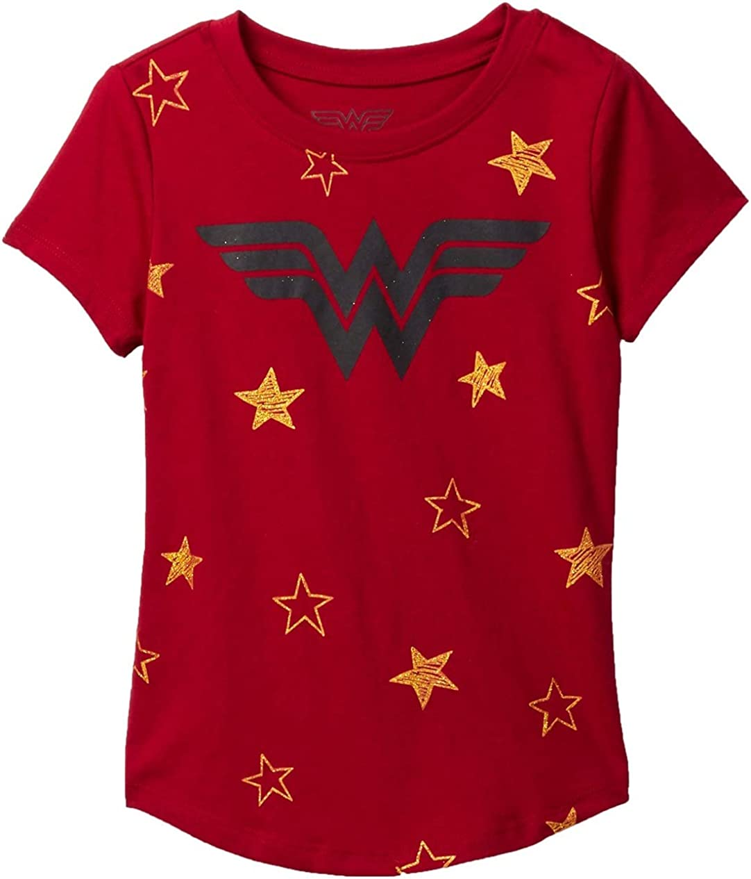 Kid/'s Glitter Shirt Wonder Woman Youth Shirt Kid/'s shirt Wonder Woman Kid/'s shirt Glitter Shirt Kid/'s Glitter Shirt