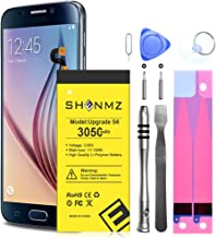 Galaxy S6 Battery Replacement Kit, 3050mAh SHENMZ...