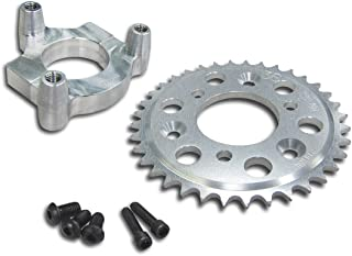 Manic Mechanic Sprocket Adapter Assembly (44 Tooth Sprocket, OCC Adapter (1.250-1.258